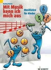 Mit Musik kenn ich mich aus - Paket: Bände 1-5....