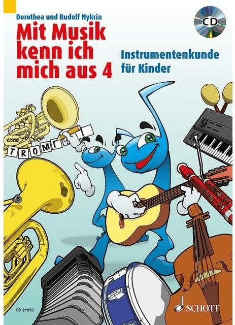 Mit Musik kenn ich mich aus: Instrumentenkunde ...