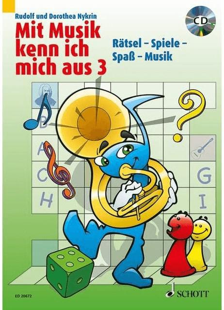 Mit Musik kenn ich mich aus: Rätsel - Spiele - ...