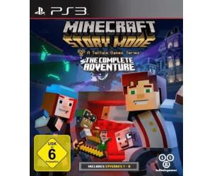 Minecraft Story Mode A Telltale Games Series Ab - Minecraft zusammen spielen ps3