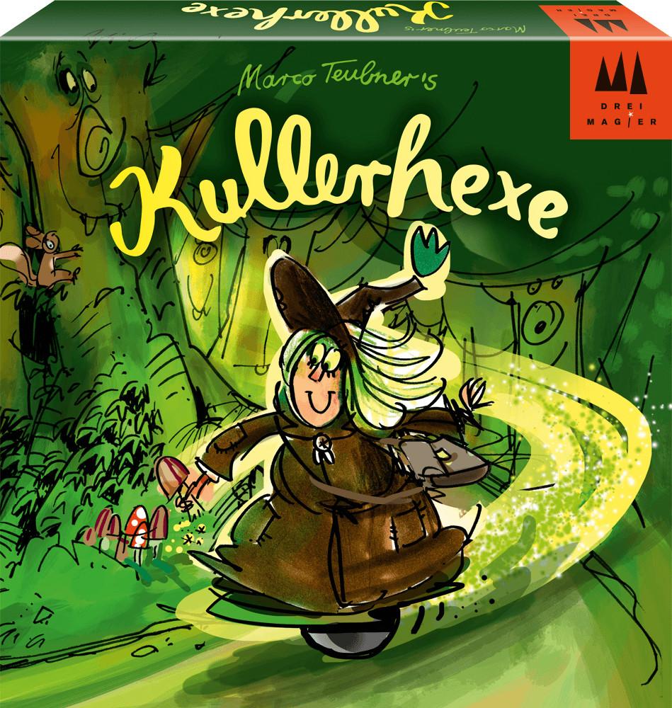 Schmidt-Spiele Kullerhexe