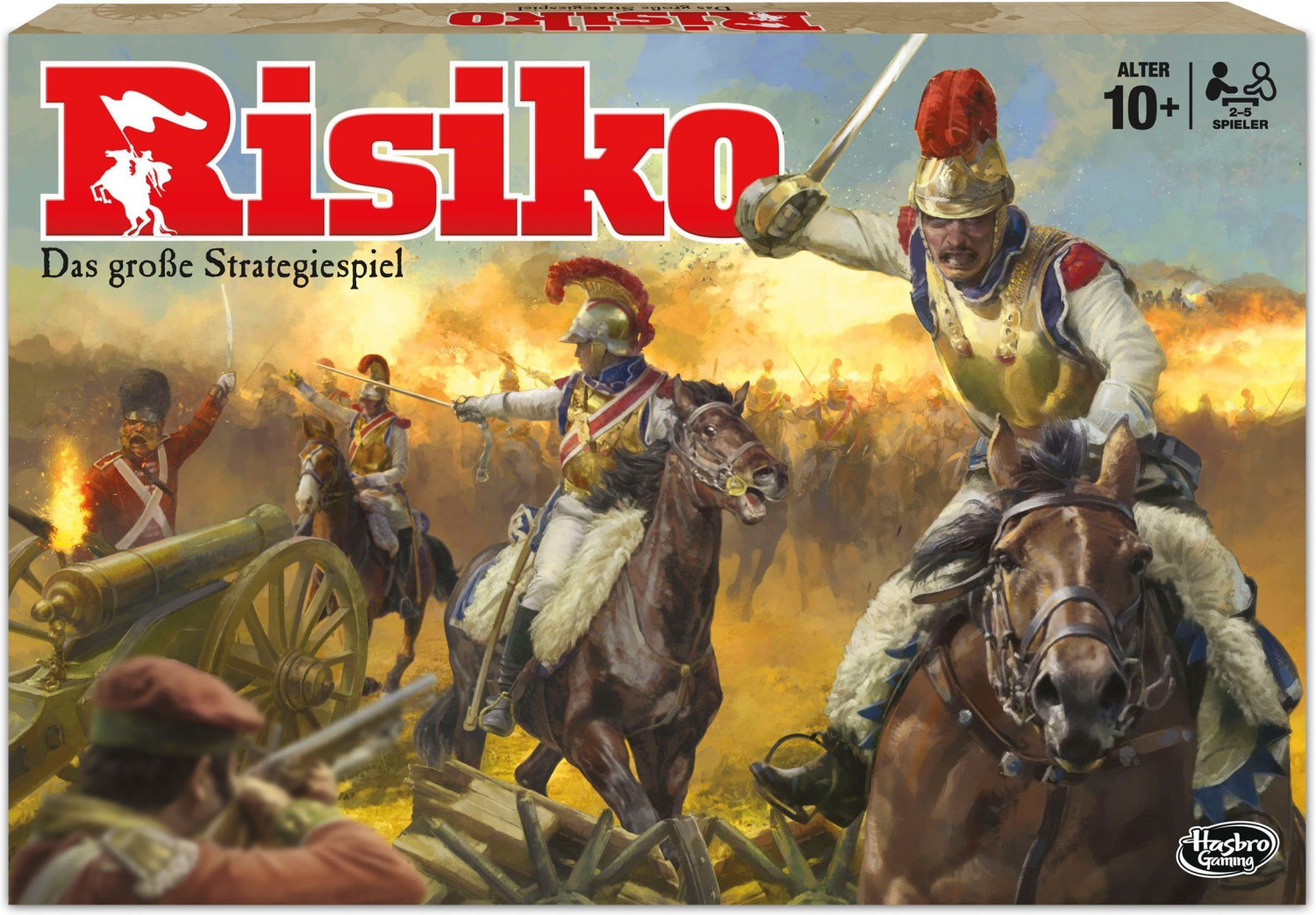 Hasbro Risiko Refresh (deutsch)