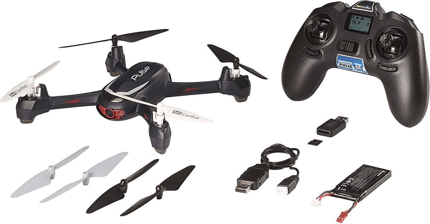 Revell GPS Quadcopter Pulse (23887)