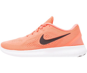 best website 95af4 e842e Nike Free RN Women bright mango black sunset glow white