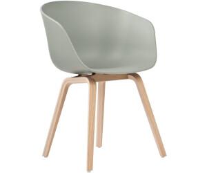 Hay About A Chair Aac22 Pastellgrün Gestell Eiche Geseift Ab 200