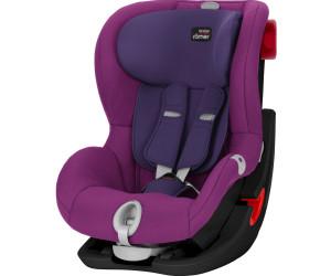 britax r mer king ii ls black series mineral purple ab 199. Black Bedroom Furniture Sets. Home Design Ideas