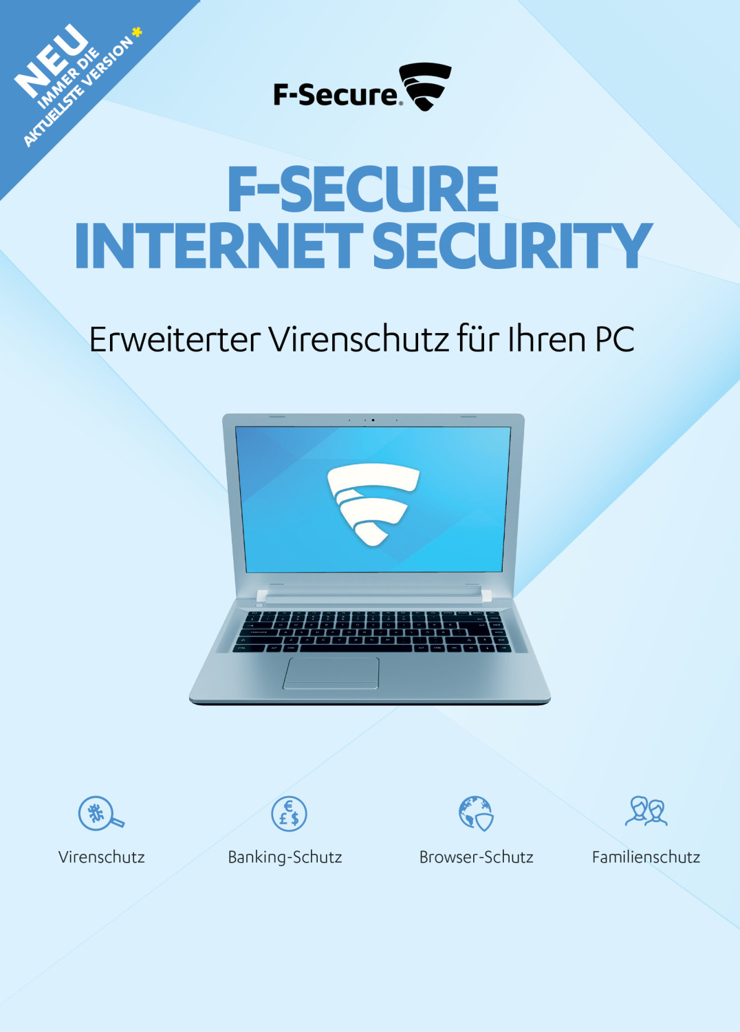 Image of F-Secure Internet Security 2017