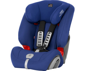 britax evolva 123 plus ocean blue au meilleur prix sur. Black Bedroom Furniture Sets. Home Design Ideas