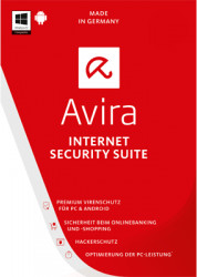Image of Avira Internet Security Suite 2017 (3 Devices) (3 Years) (Win) (ESD)