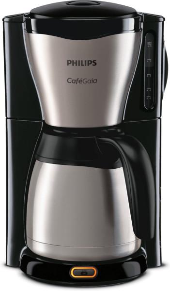 Philips HD 7546/20, Filtermaschine schwarz/silber