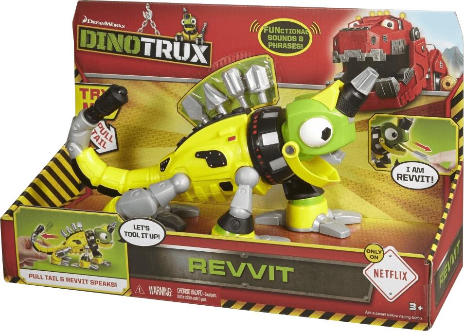 Mattel Dinotrux - Revvit