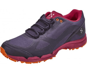 Haglöfs Gram Comp II Shoes Women Acai Berry/Volcanic 37 1/3 2017 Laufschuhe QeZhuM8