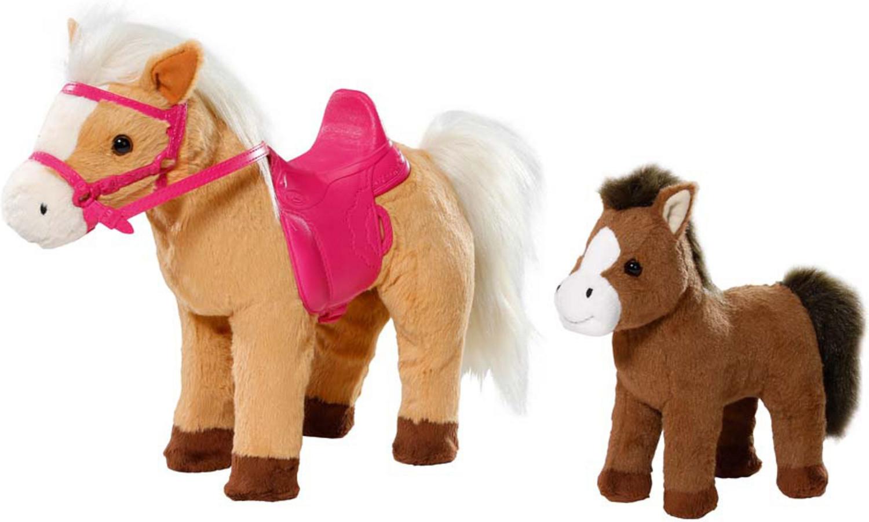 Baby Born Pony Farm Interactive Sunny mit Fohlen