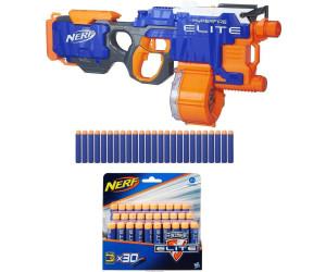 Hasbro NERF B5573 HYPER Fire Blaster N-strike Elite günstig kaufen Armbrust