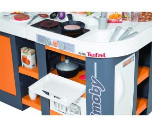 smoby cuisine tefal studio xl (311002) au meilleur prix sur idealo.fr