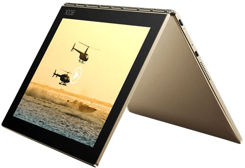 Lenovo Yoga Book WiFi Android gold (ZA0V0083)