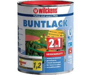 wilckens 2in1 buntlack seidenmatt 750 ml wei ab 7 95 preisvergleich bei. Black Bedroom Furniture Sets. Home Design Ideas