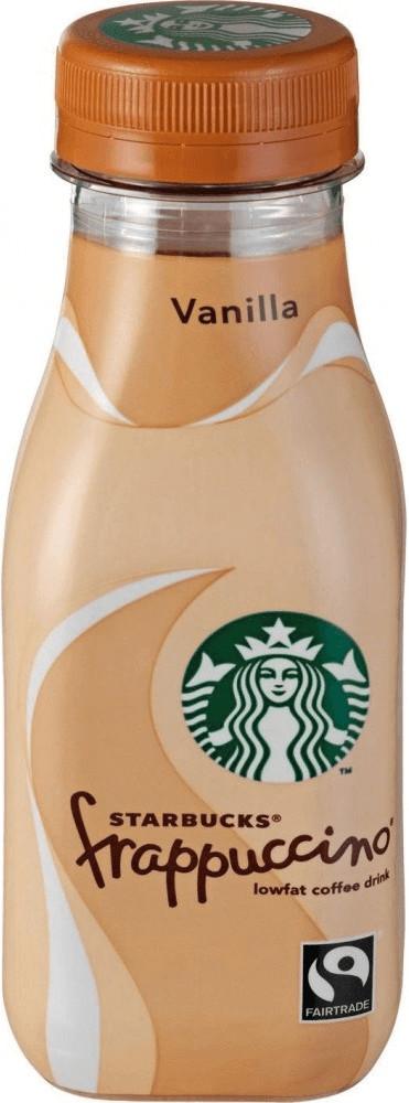 Starbucks Frappuccino Vanilla (250ml)