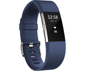 Fitbit Charge 2 Blue Silver S