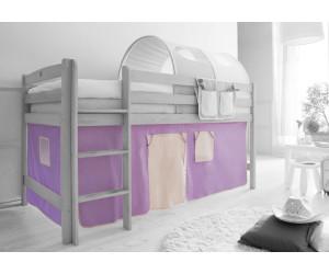 ticaa vorhangstoff classic f r hochbett sortiert ab 26 99 preisvergleich bei. Black Bedroom Furniture Sets. Home Design Ideas