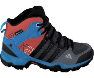 Adidas AX2 Mid CP K onix/core black/shock blue