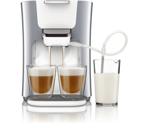 philips senseo latte duo hd 7857 au meilleur prix sur. Black Bedroom Furniture Sets. Home Design Ideas