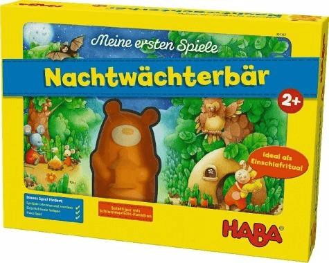 Haba Meine ersten Spiele Nachtwächterbär (1367)