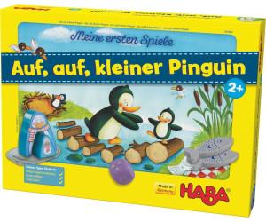 Spiele HABA Meine Ersten Spiele Auf Auf Kleiner Pinguin Laufspiel Kinderspiel Spiel
