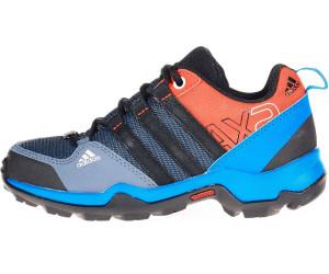 Adidas AX 2 CP K onix/core black/craft chili