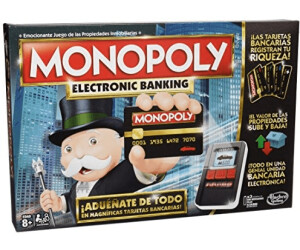 Hasbro Monopoly: Ultimate Banking Edition