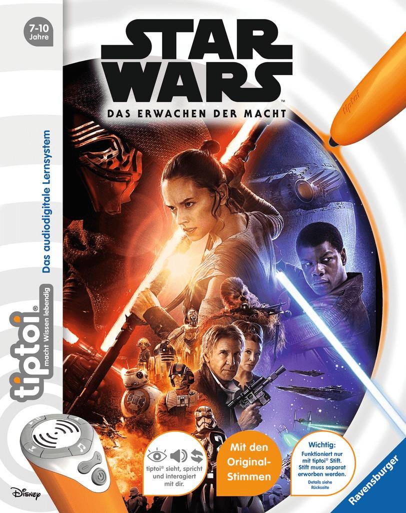Ravensburger tiptoi - Star Wars Das Erwachen der Macht (Episode VII)