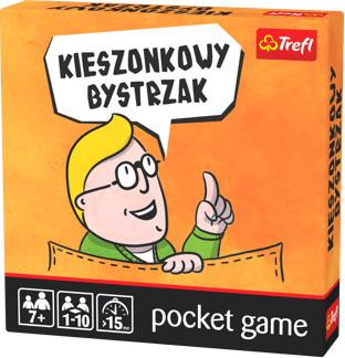 Trefl Kieszonkowy Bystrzak (polnisch)