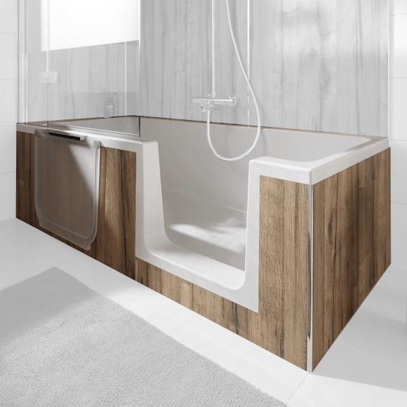ergebnisse zu duschbadewanne badewannen mit. Black Bedroom Furniture Sets. Home Design Ideas