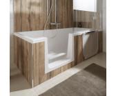 badewanne mit t r preisvergleich g nstig bei idealo kaufen. Black Bedroom Furniture Sets. Home Design Ideas