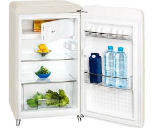 Exquisit Retro Kühlschrank : Exquisit rks130 11 weiß ab 224 90 u20ac preisvergleich bei idealo.de
