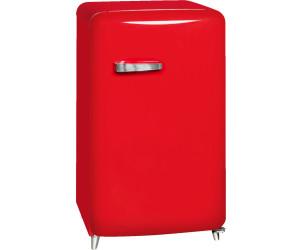 Exquisit Retro Kühlschrank : Exquisit rks130 11 rot ab 224 90 u20ac preisvergleich bei idealo.de