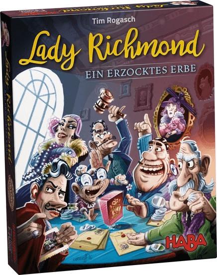 Haba Lady Richmond - ein erzocktes Erbe