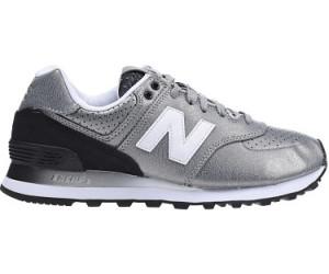 new balance wl 574 argento