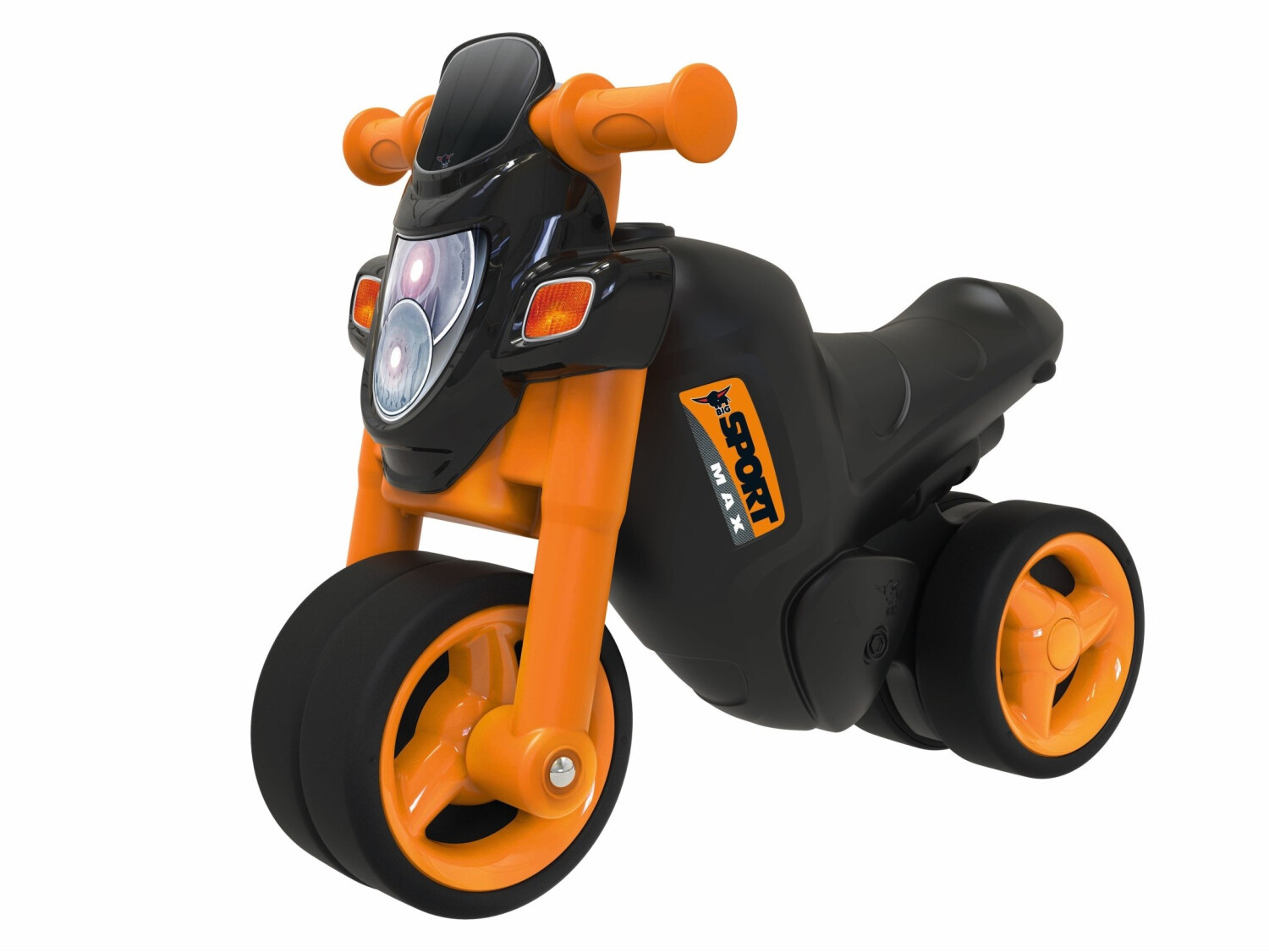 Big Sport-Bike schwarz-orange (800056361)