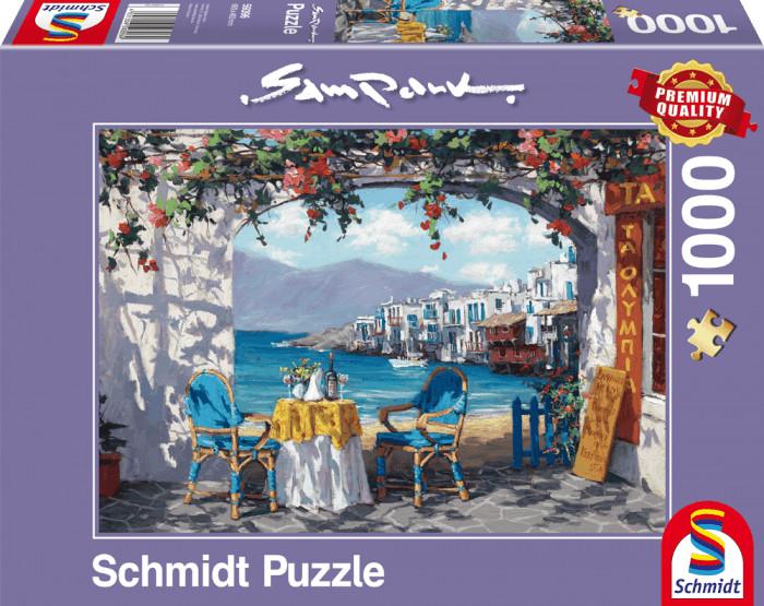 Schmidt-Spiele Sam Park Rendezvous auf Mykonos