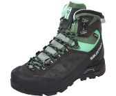 Salomon X Alp Mountain Gtx® Grau, Damen Gore-Tex® Wanderschuh, Größe EU 37 1/3 - Farbe Black-Pearl Grey-Boss Blue %SALE 30% Damen Gore-Tex® Wanderschuh, Black - Pearl Grey - Boss Blue, Größe 37 1/3 -