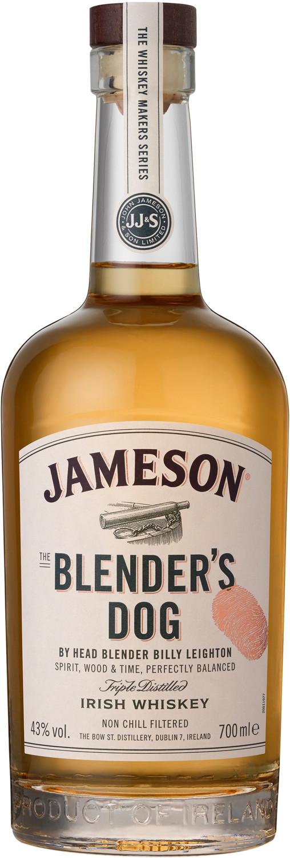 Jameson The Blender´s Dog 0,7l 43%