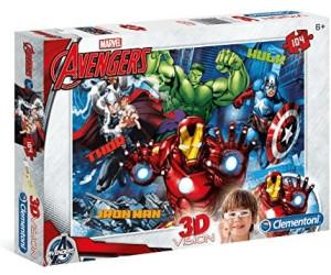 Clementoni Avengers Assemble 3D Vision
