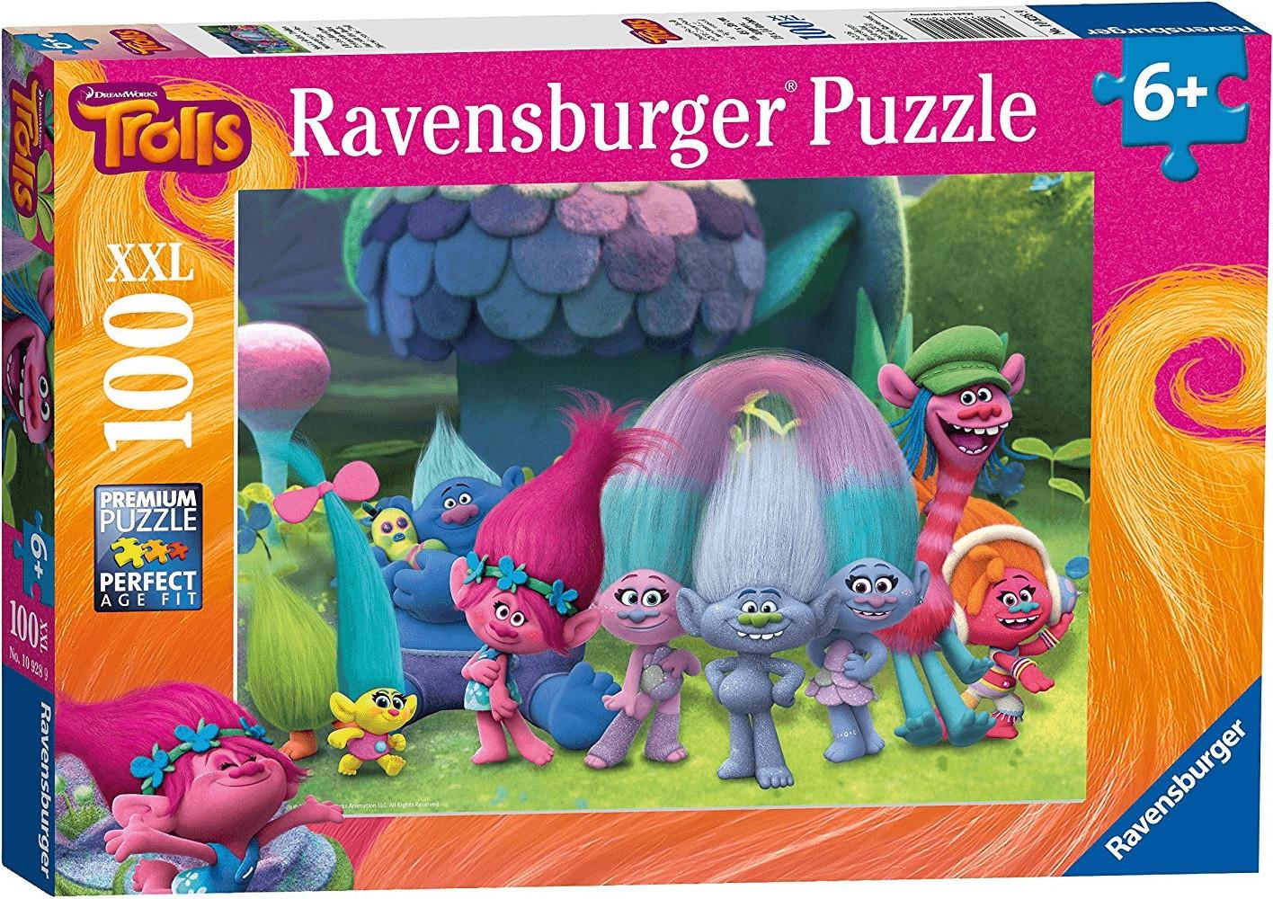 Ravensburger Spaß mit den Trollen