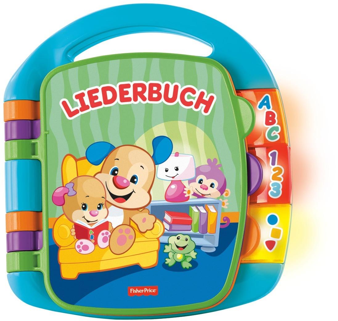 Fisher-Price Lernspaß Liederbuch (CDH40)