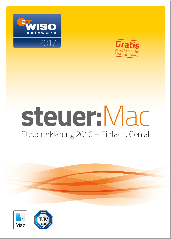 Buhl WISO steuer:Mac 2017 ab 25,90 €   Preisvergleich bei ...