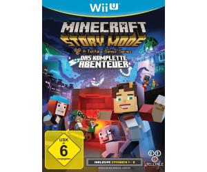 Minecraft Story Mode A Telltale Games Series The Complete - Minecraft wii spielen