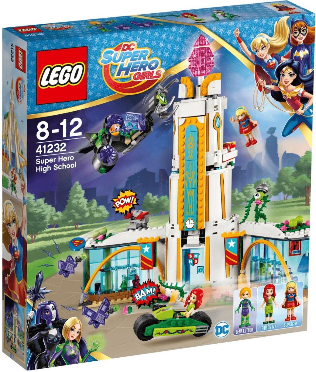 LEGO DC Super Hero Girls - Highschool der Super Heros (41232)