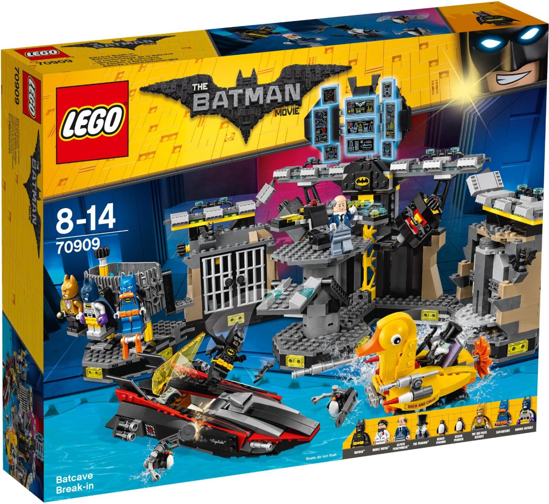 LEGO Batman - Batcave Einbruch (70909)