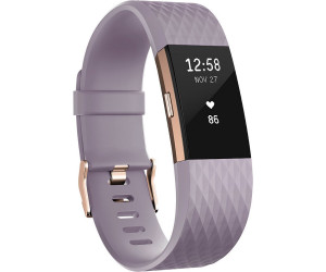 Fitbit Charge 2 Lavender Rose Gold L